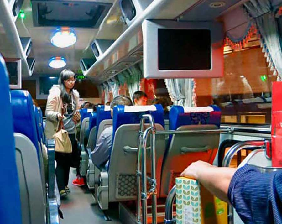 Taiwan-bus-to-airport