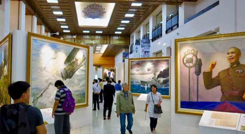 Chiang-Kai-Shek-Memorial-hall-Museum