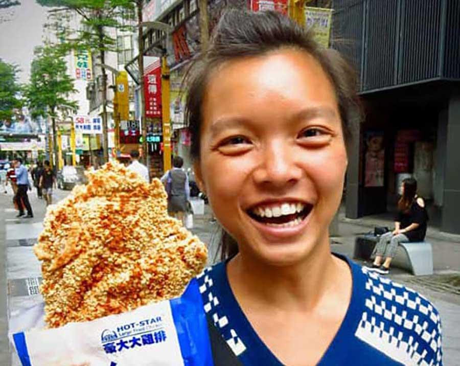 Ximending-Taiwan-Food