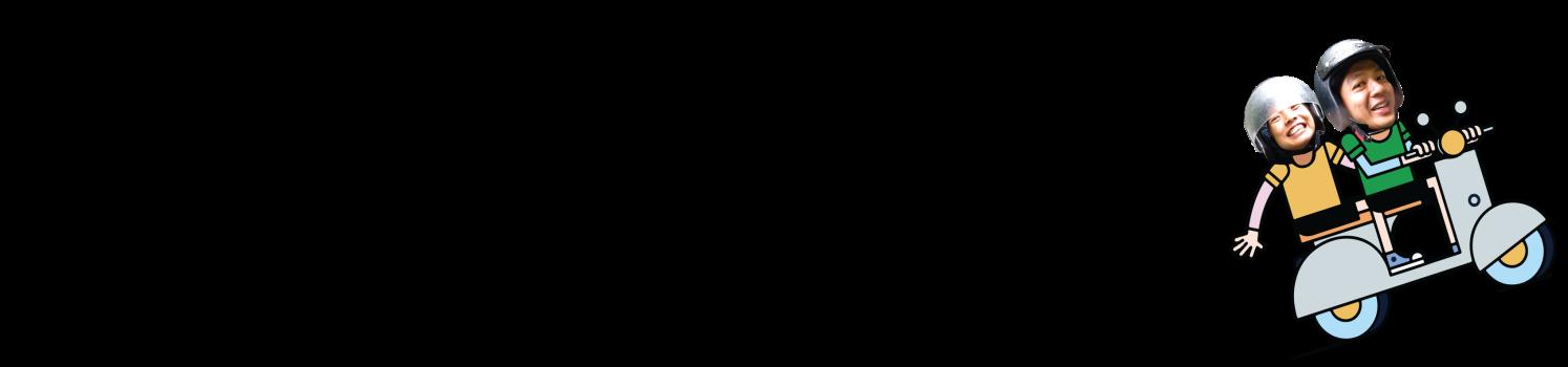 Amarriedtraveller logo