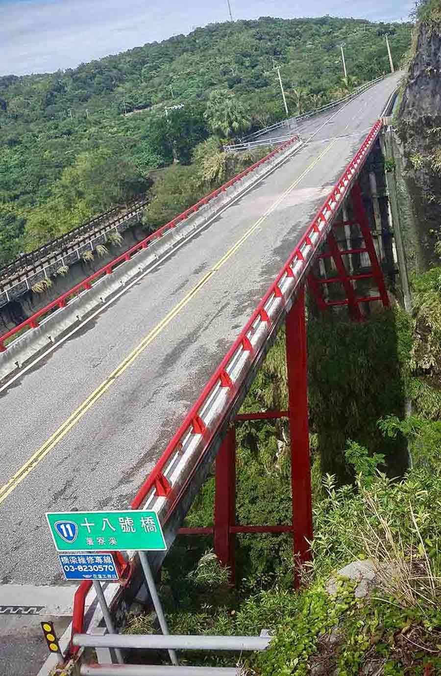 Hualien-Provincial Highway 11-East coast highway