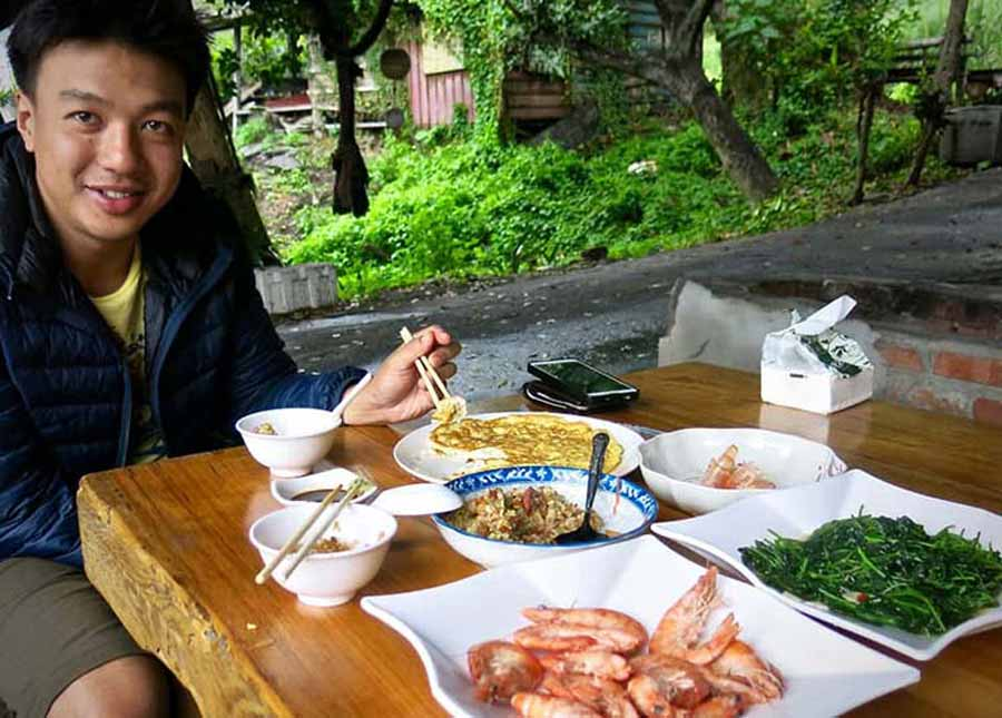 Hualien-Home-cooked-food