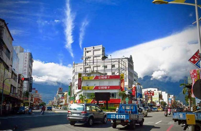 Hualien-city