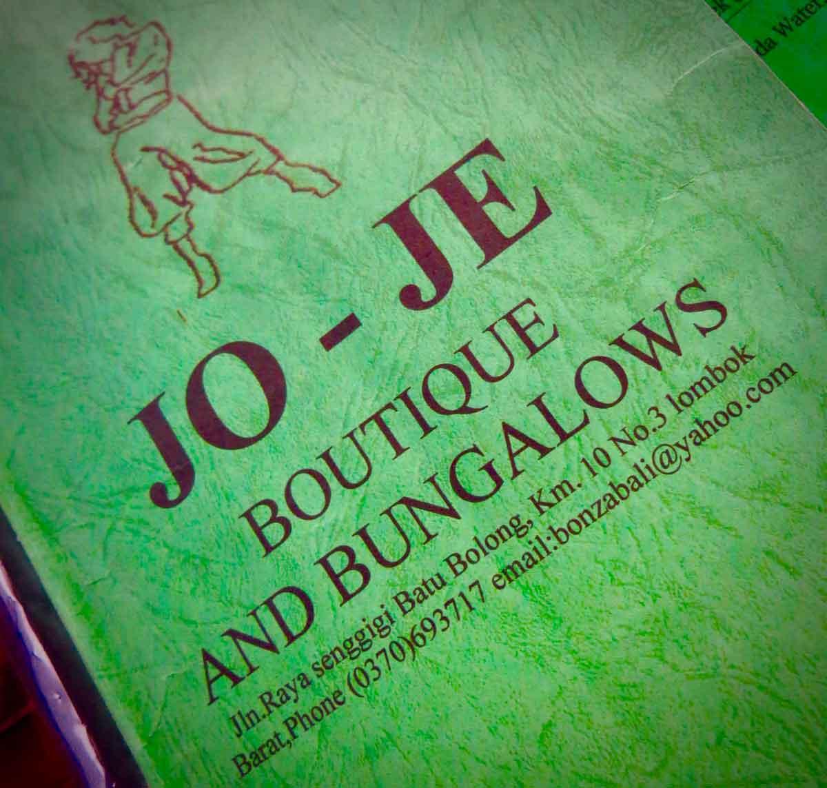 Jo Je Boutique and Bungalow