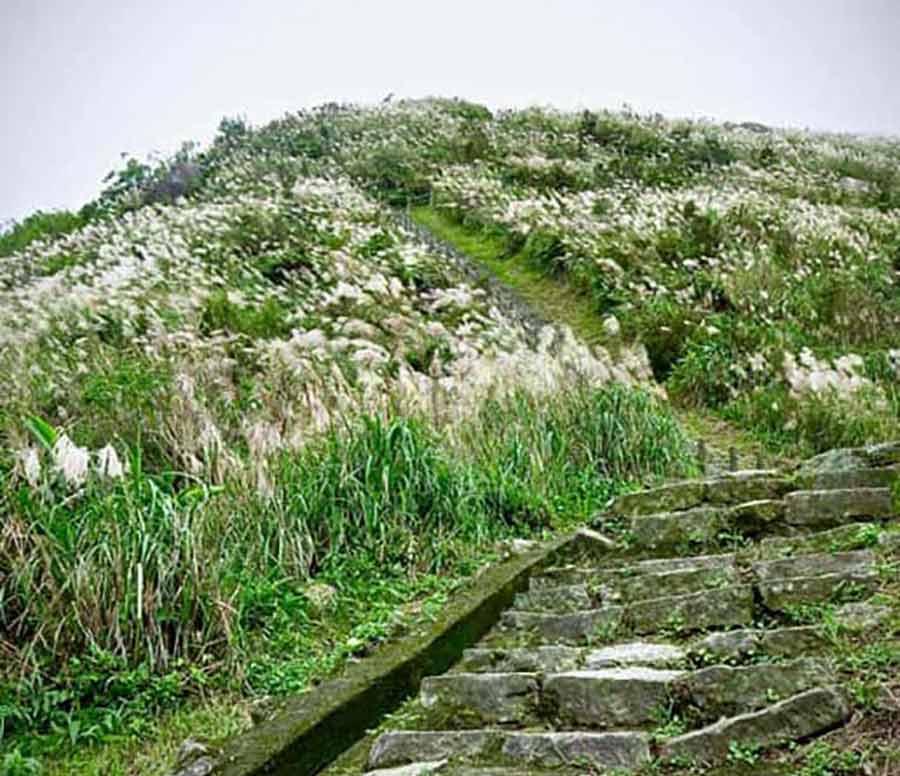 Keelung-trail-hill-Jiufen