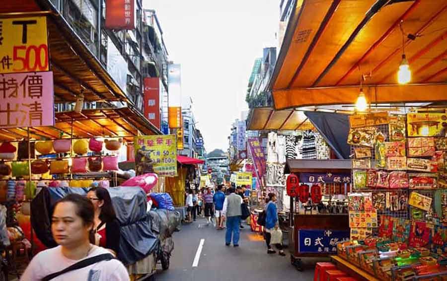 Keelung-Miaokou-night-market