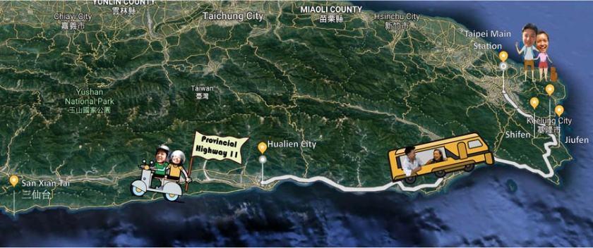 Taiwan-Trip-Itinerary