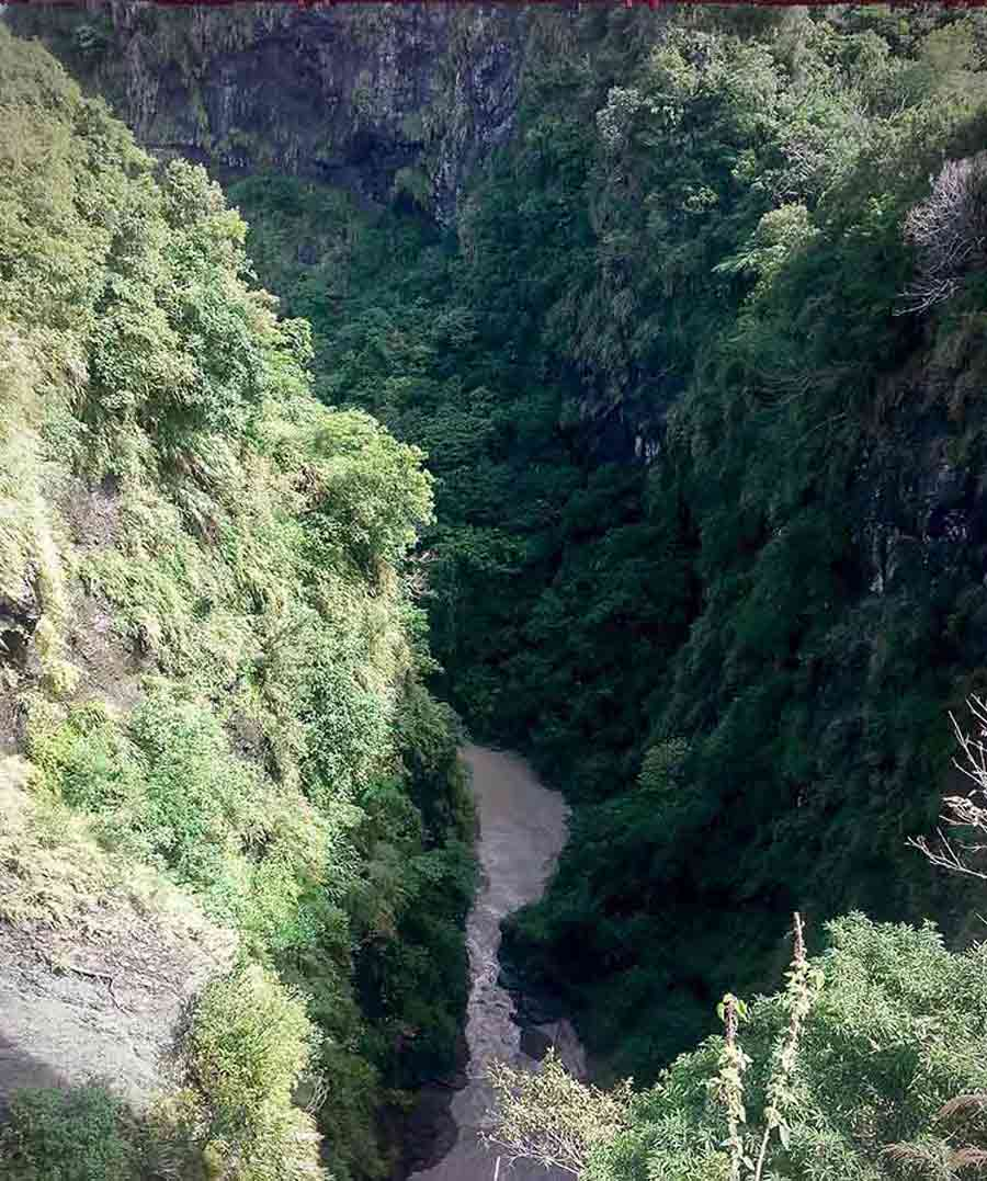 Taroko-Gorge-Valley