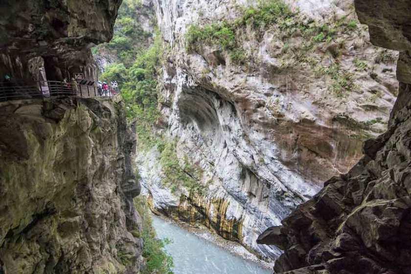 Hualien-Xingcheng-Taroko Gorge