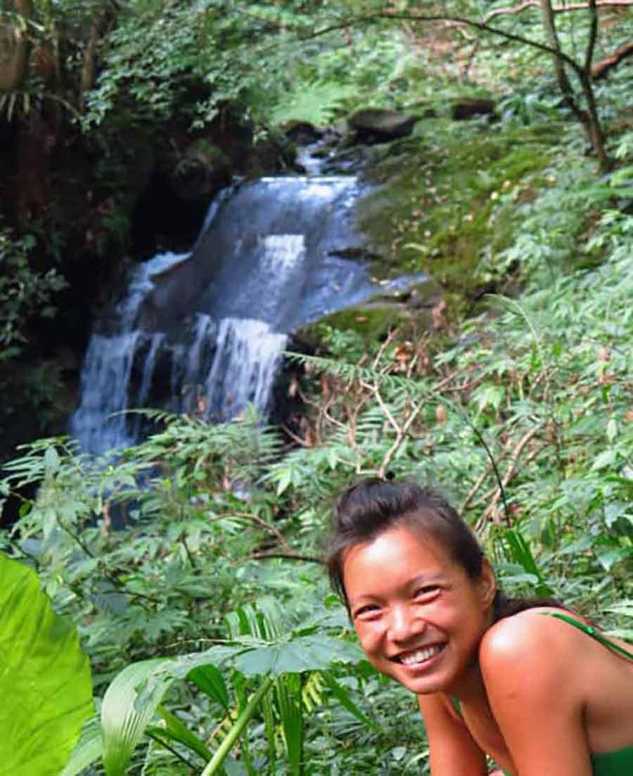 Sandiaoling Waterfalls