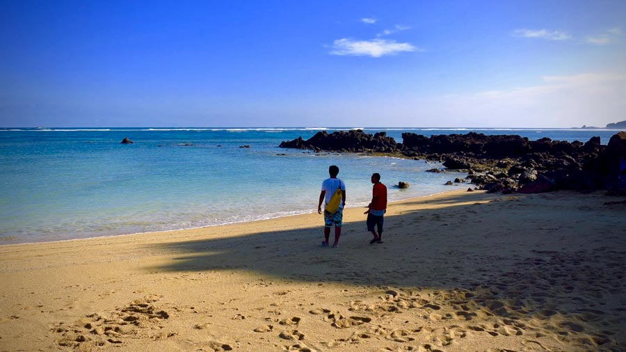 Mandlika beach