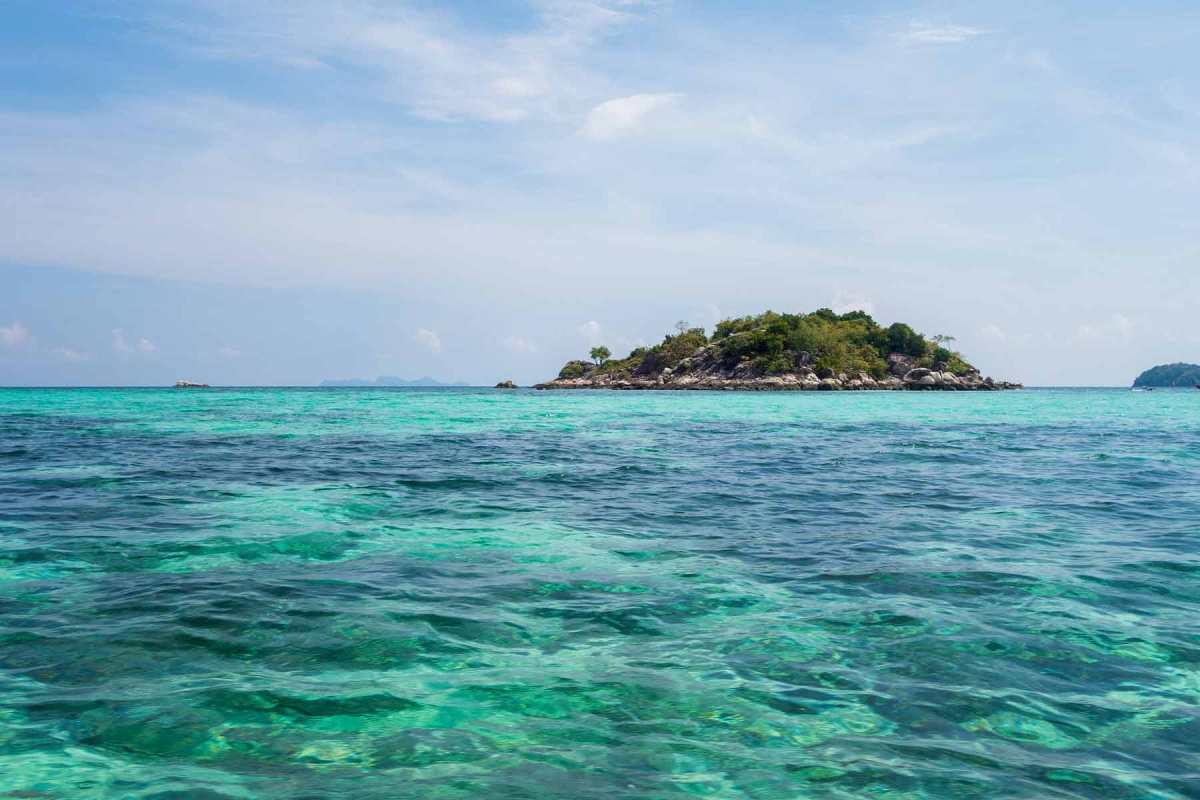 Beach holiday? Don't worry, I've got you covered. Go Koh Lipe.