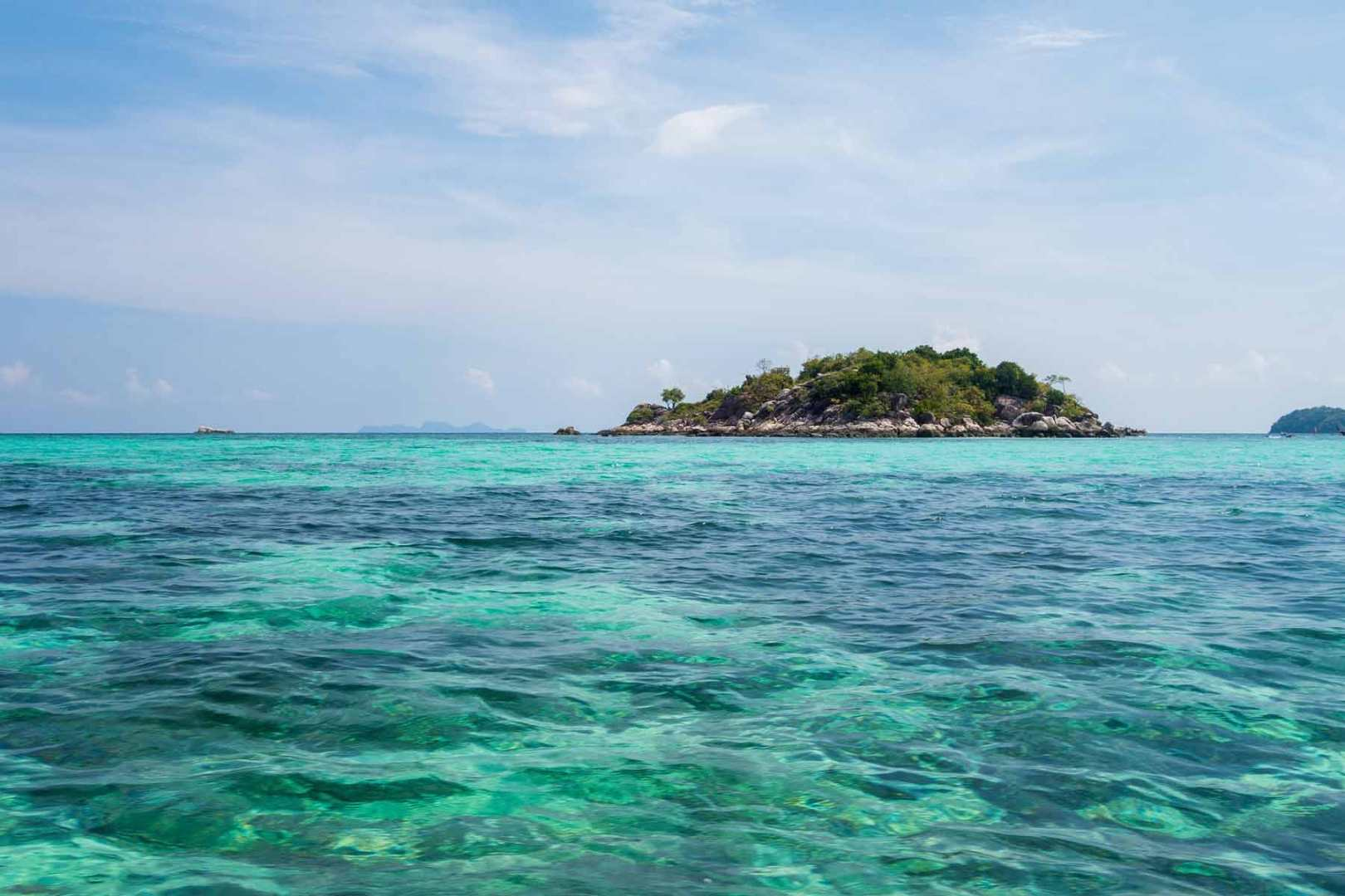 Koh Lipe beach, a beautiful getaway