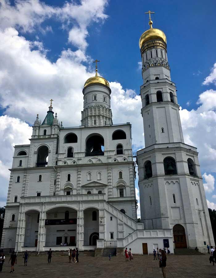 Kremlin-Cathedrals