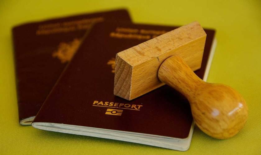 Passport @amarriedtraveller