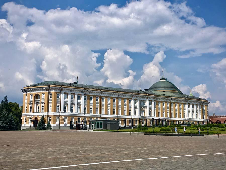 Kremlin, President house