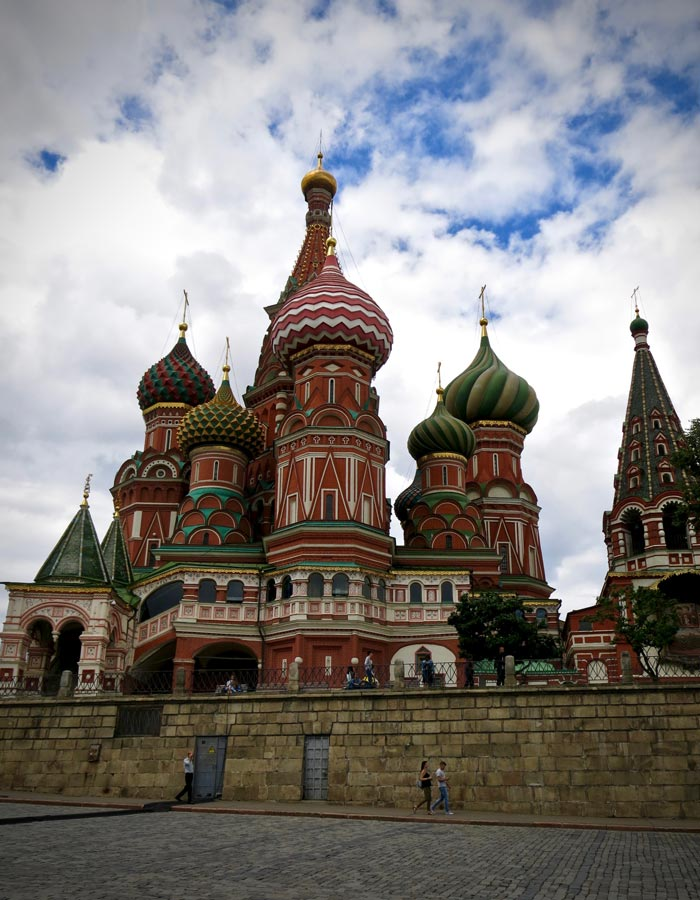 Saint-Basil's-Cathedral Red Square Moscow @amarriedtraveller