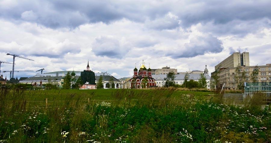 Zaryadye-park view